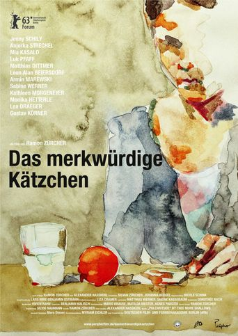 The Strange Little Cat Poster