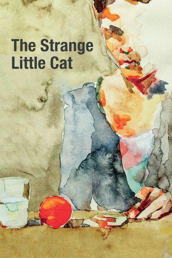 The Strange Little Cat Poster
