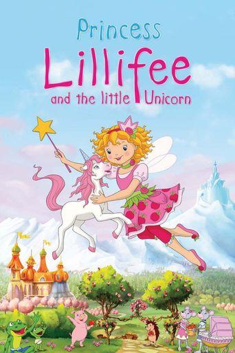 Princess Lillifee and the Little Unicorn Poster