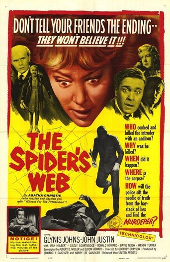 The Spider's Web Poster
