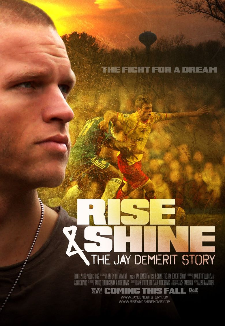 Rise & Shine: The Jay DeMerit Story Poster