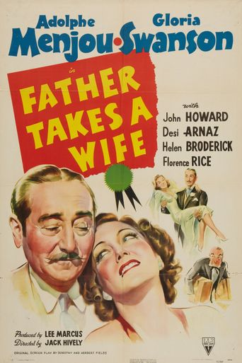 Father Takes a Wife Poster