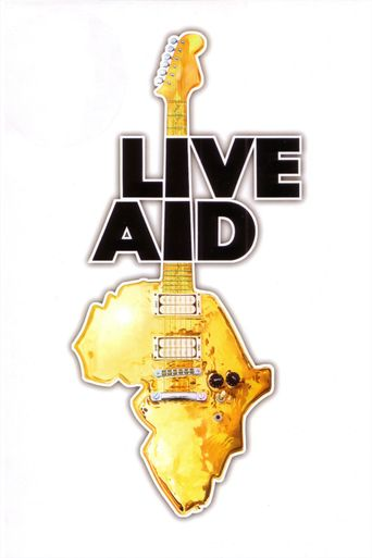 Live Aid Poster