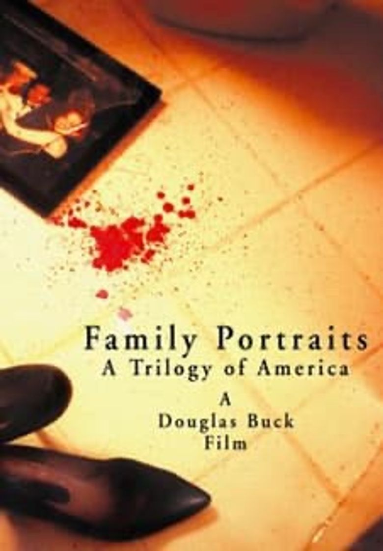 Family Portraits: A Trilogy of America Poster