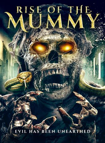 Rise of the Mummy Poster