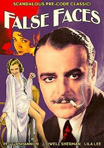 False Faces Poster