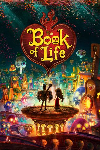 Watch The Book of Life