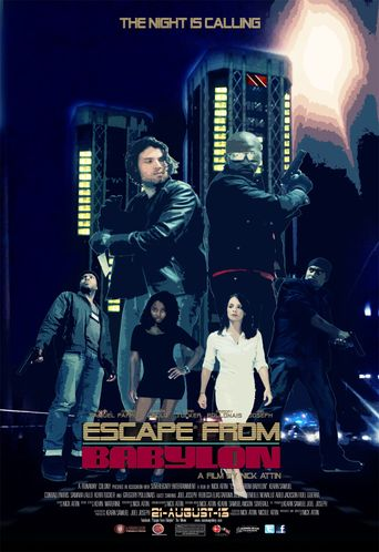 Escape From Babylon Poster