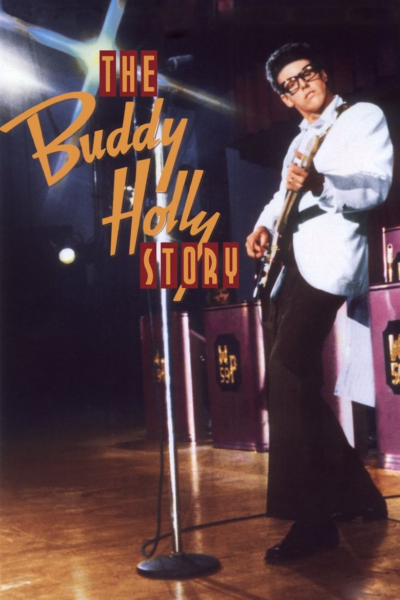 The Buddy Holly Story Poster