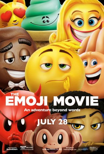 Watch The Emoji Movie