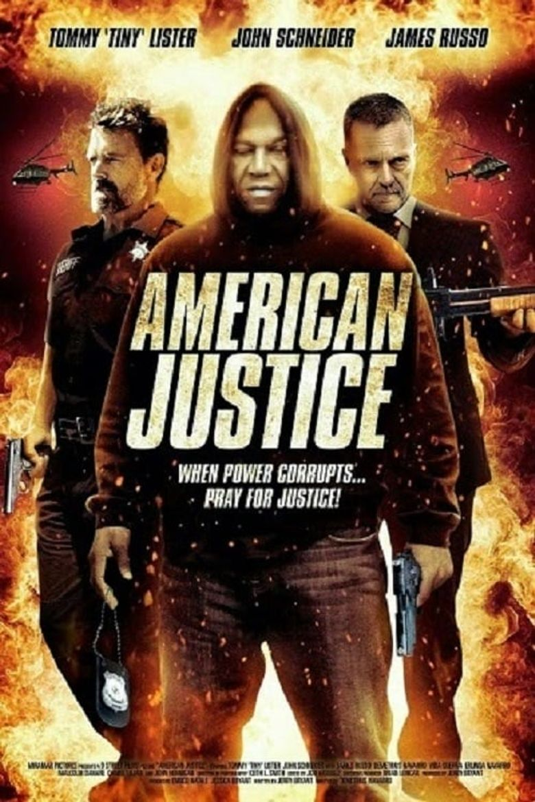 American Justice Poster