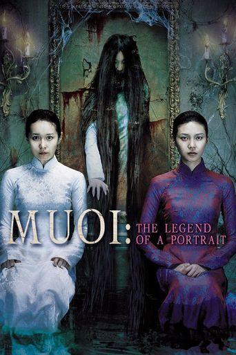 Muoi: The Legend of a Portrait Poster