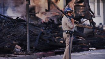 The L.A. Riots: 25 Years Later Poster