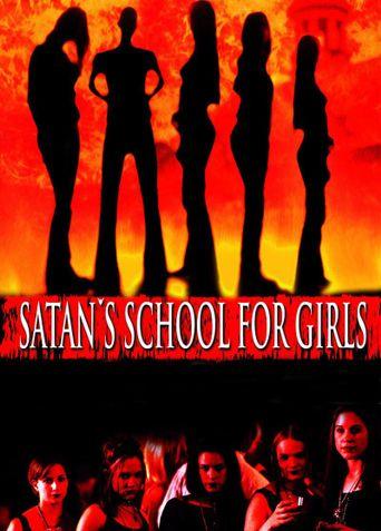 Satan's School for Girls Poster