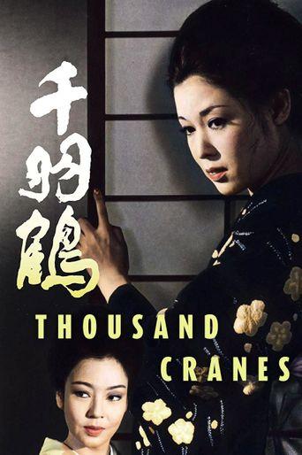 Thousand Cranes Poster