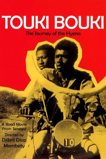 Watch Touki Bouki