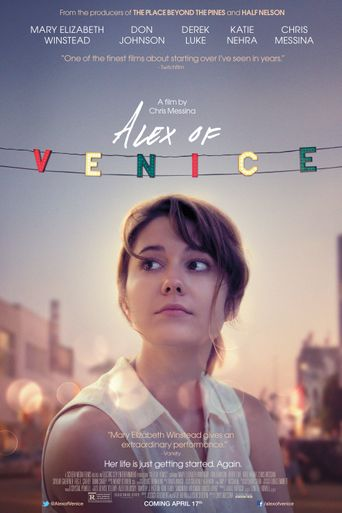 Alex of Venice Poster