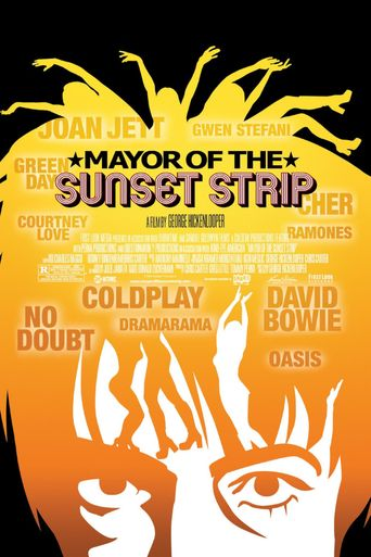Mayor of the Sunset Strip Poster