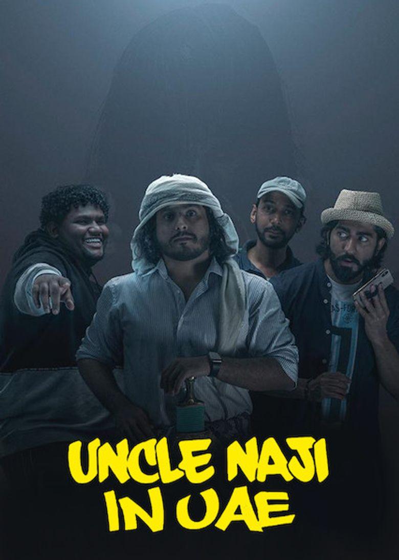 Uncle Naji in UAE Poster