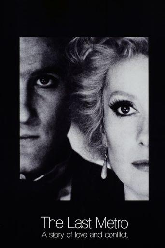 The Last Metro Poster