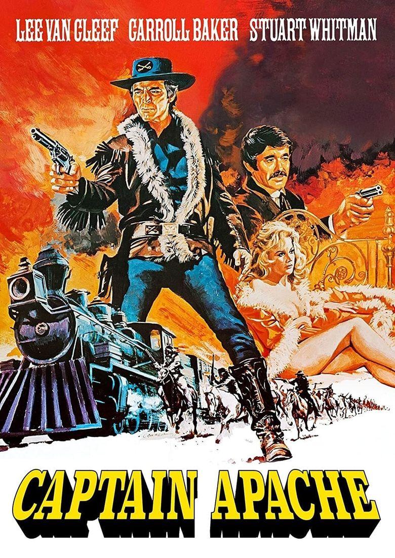 Captain Apache Poster