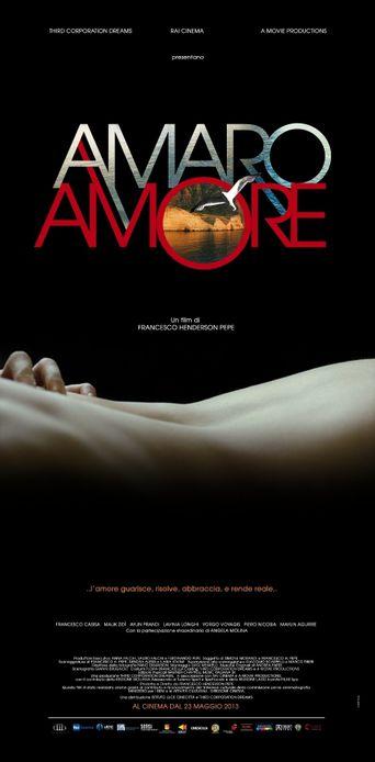 Amaro amore Poster