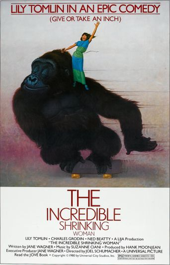 Watch The Incredible Shrinking Woman