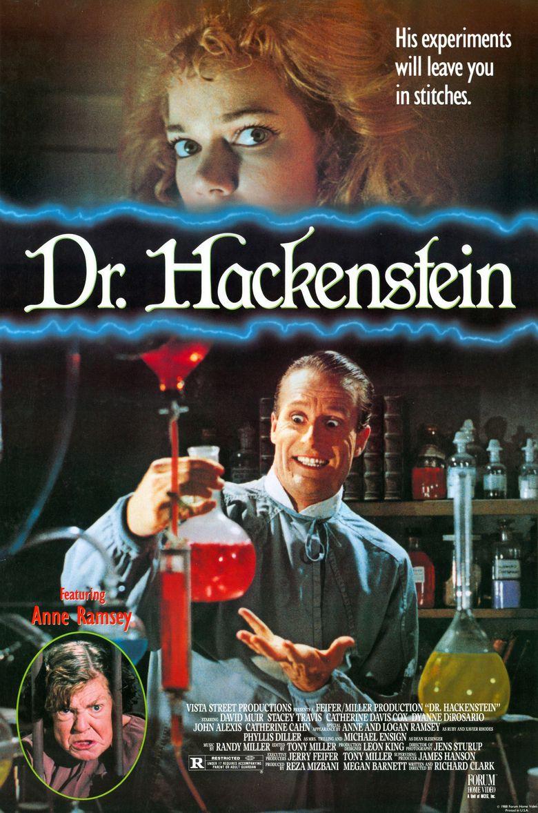 Dr. Hackenstein Poster