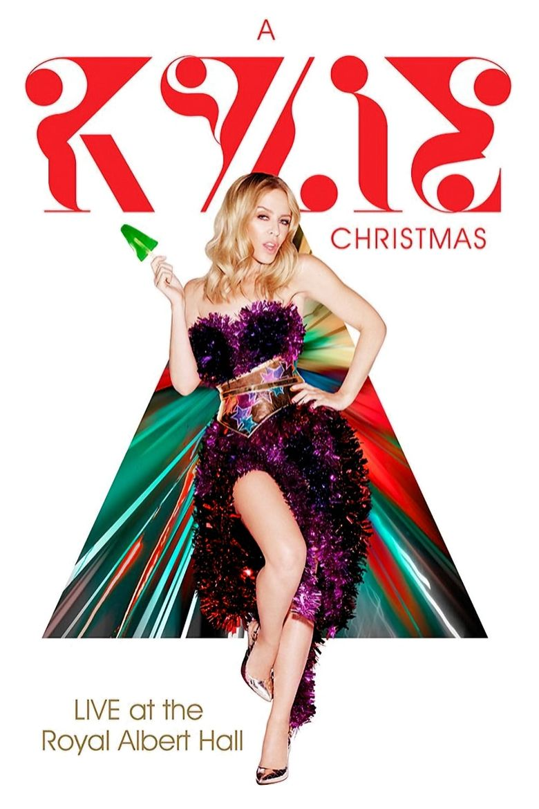 Kylie Minogue: A Kylie Christmas Live at the Royal Albert Hall Poster