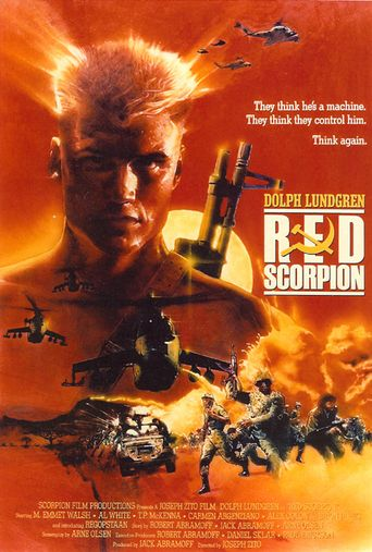 Watch Red Scorpion