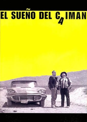 Caiman's Dream Poster