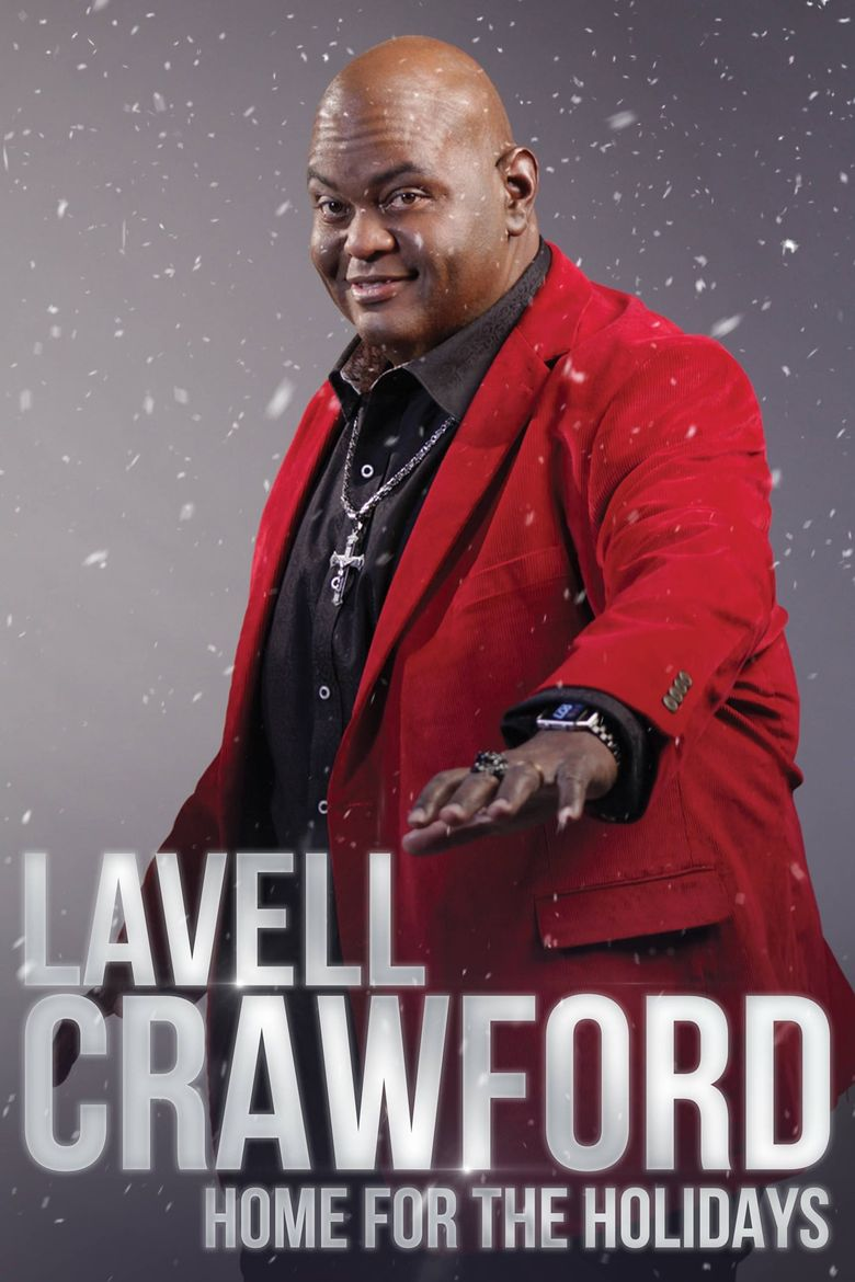 Lavell Crawford: Home for the Holidays Poster
