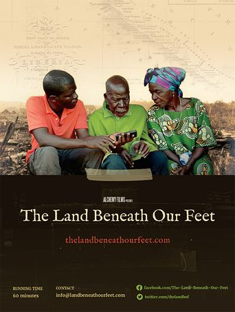 The Land Beneath Our Feet Poster