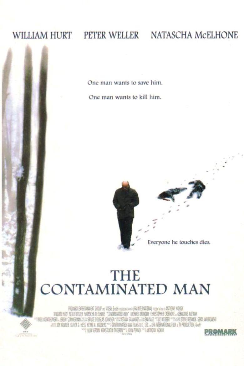 Contaminated Man Poster