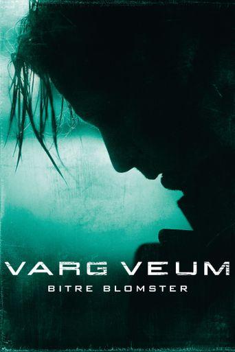 Varg Veum - Bitter Flowers Poster