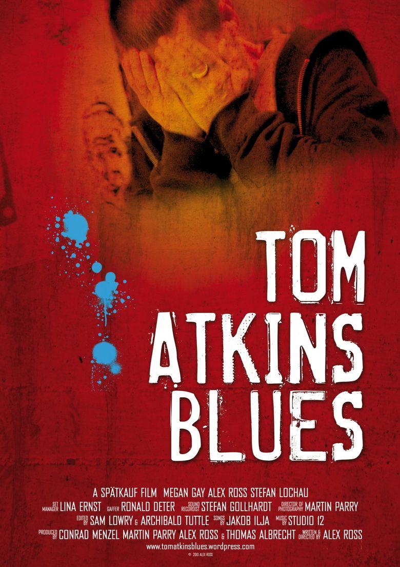 Tom Atkins Blues Poster