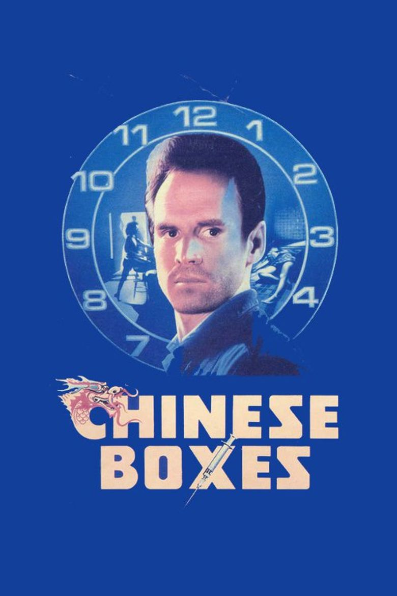 Chinese Boxes Poster