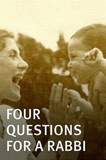 Four Questions for a Rabbi Poster