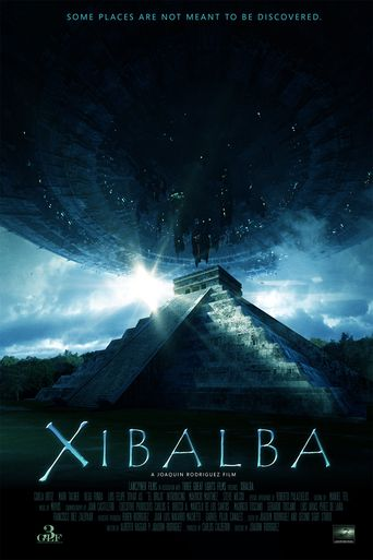 Curse of the Mayans Poster
