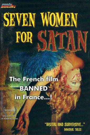Seven Women for Satan Poster