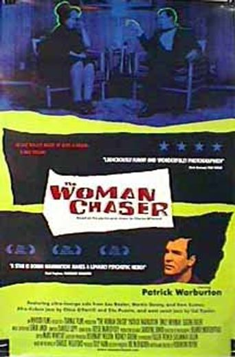 The Woman Chaser Poster