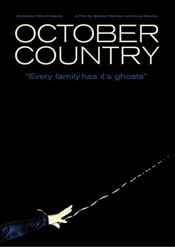 October Country Poster