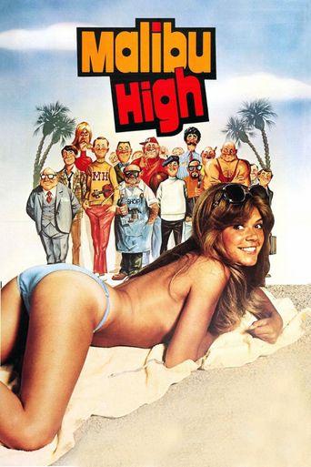 Malibu High Poster