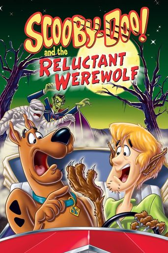 Scooby-Doo! and the Reluctant Werewolf Poster