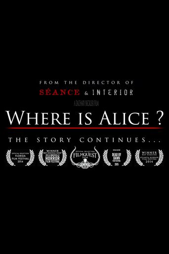 Where is Alice? Poster