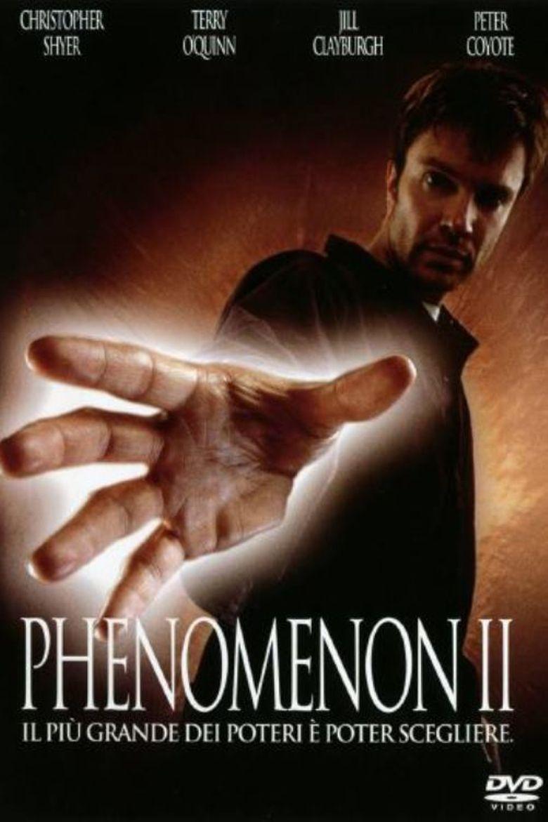 Phenomenon II Poster