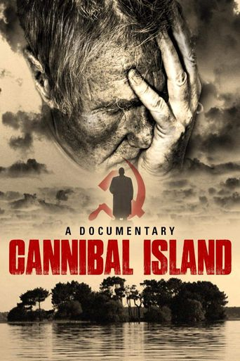 Cannibal Island Poster