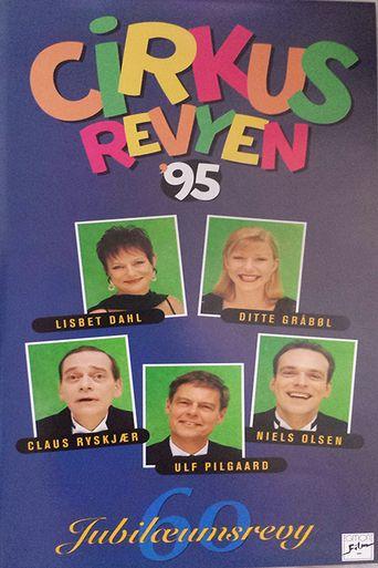 Cirkusrevyen 1995 Poster