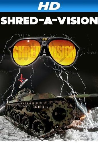 Shred-A-Vision Poster
