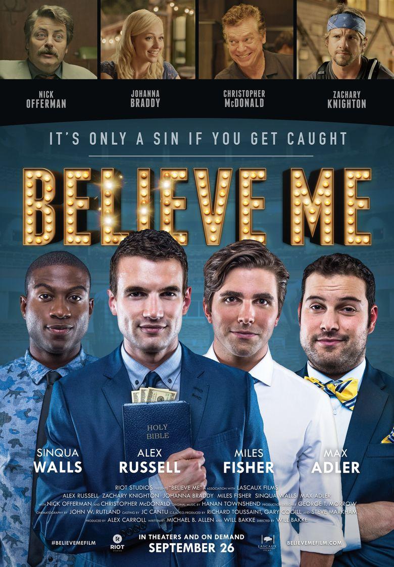 Believe Me Poster